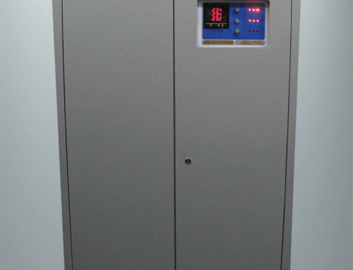 100KVA Three Phase Air Cooled Voltage Stabilizer